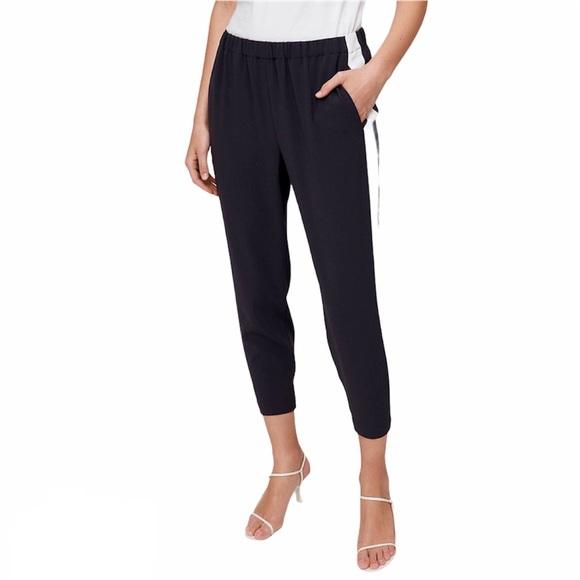 Aritzia Babaton Dexter Pull-On Tuxedo Pant Sz XL